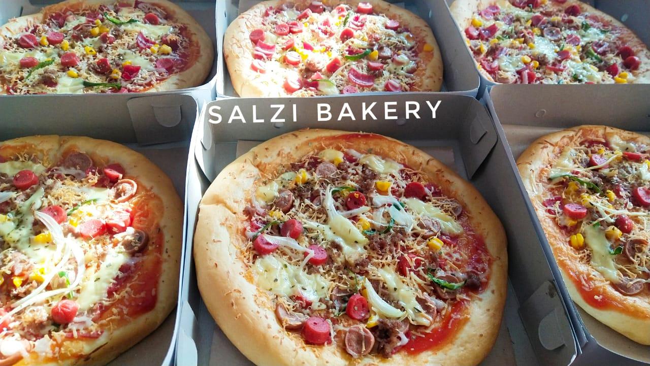 Pizza Salzi Bakery