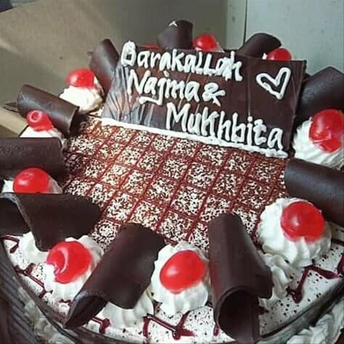 Wedding Cake dan Ultah