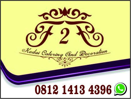 F2F Kedai Catering & Decoration